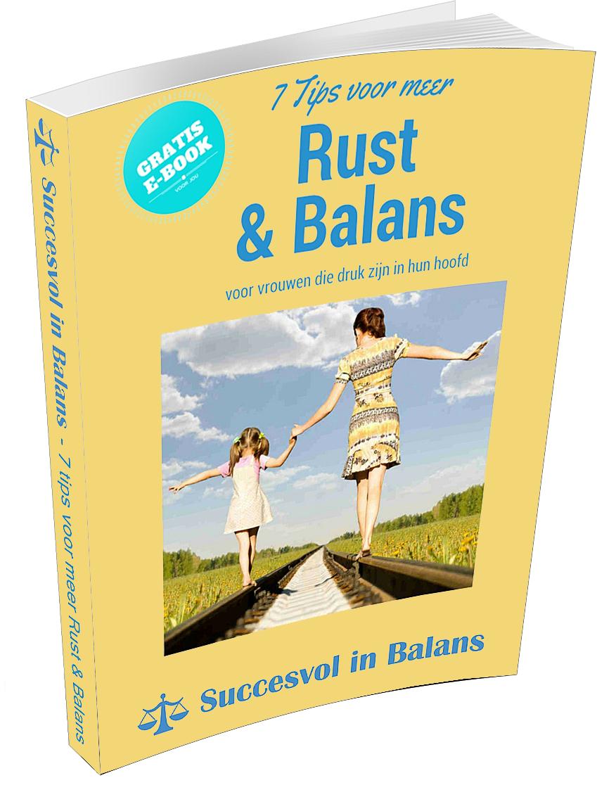 E-book Rust en Balans