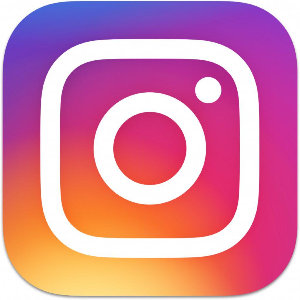 Instagram logo - Succesvol in balans
